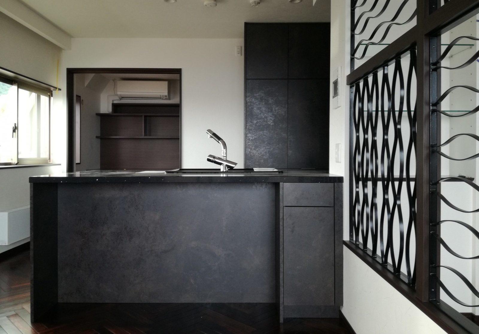 オーダー家具Niva-オーダーメイドキッチン