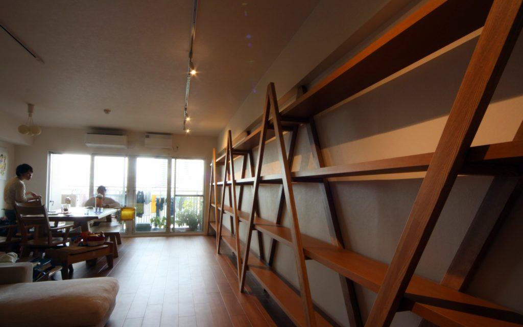 オーダーメイド家具-Niva-壁面収納