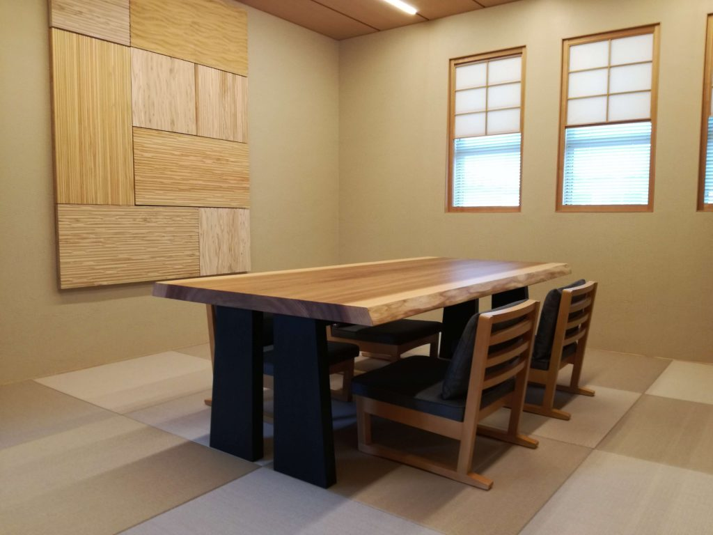 和室のローテーブル_大阪