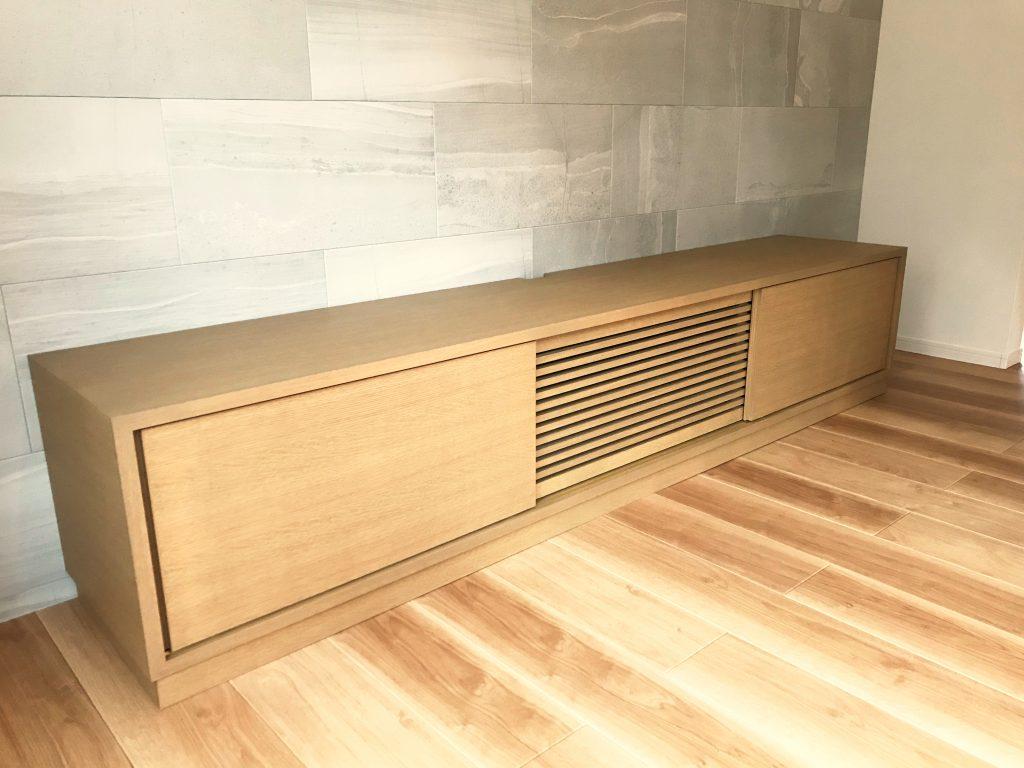 テレビボード_オーダー家具_大阪府